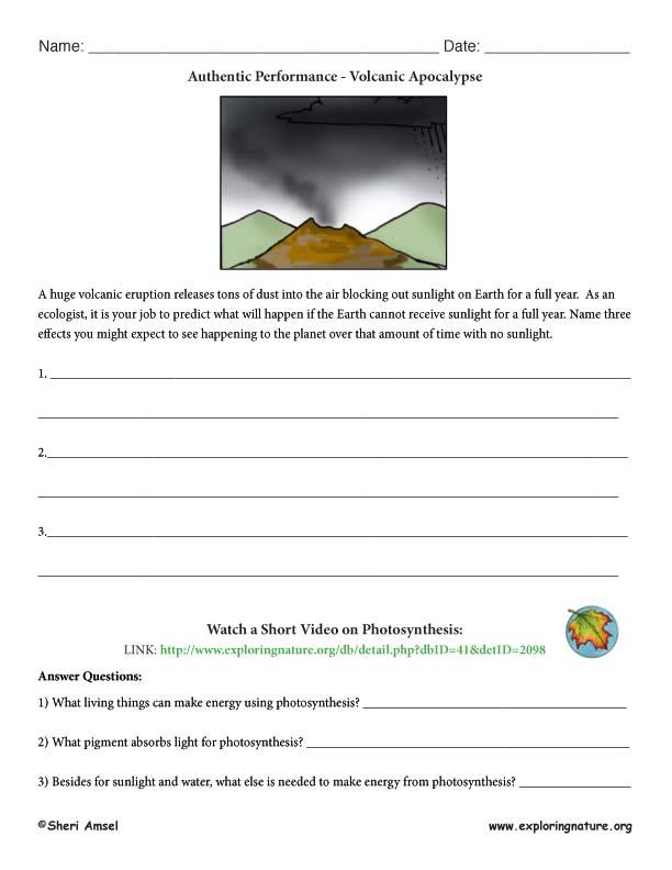 Authentic Performance - Volcanic Apocalypse