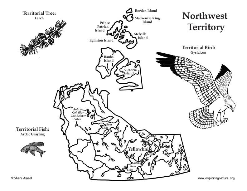 Canadian Territory - Northwest Territories