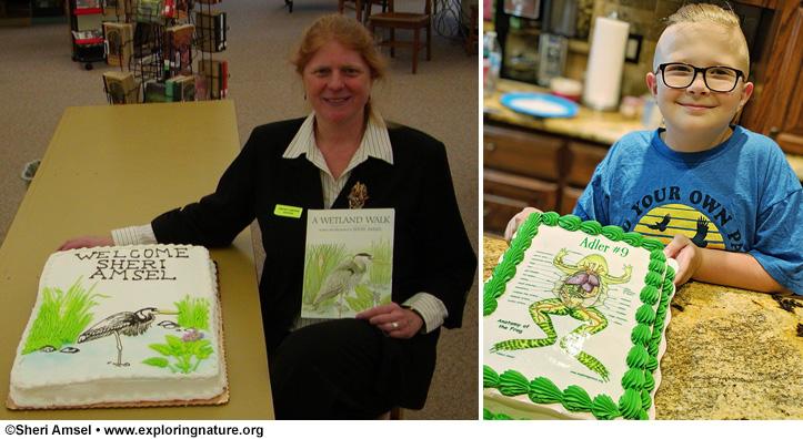 Science Birthday Cake Challenge