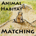 Match the Animals to Their Habitats Game