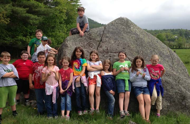 Educational Concepts to Teach on the Trail