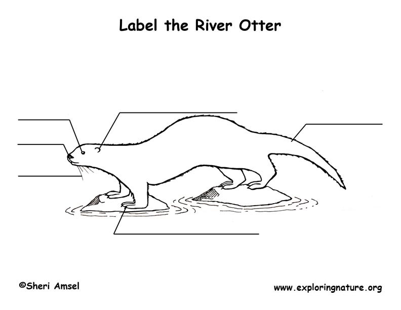 Otter River Labeling Page