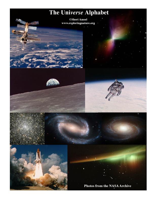 Universe Alphabet