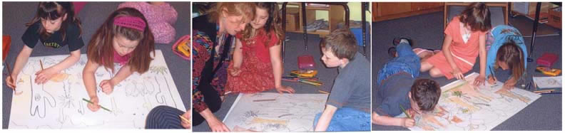 <p>Learning About Habitats with a Local Naturalist or Artist</p>