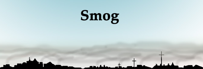 Smog Alert! Activity - What Conditions Cause Smog to Form?