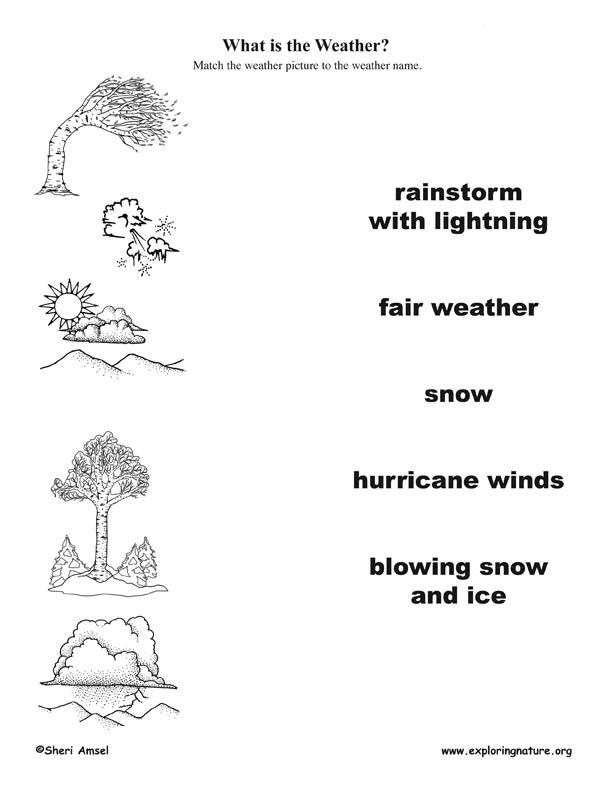 Weather – Matching