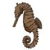 Seahorse (Lined)
