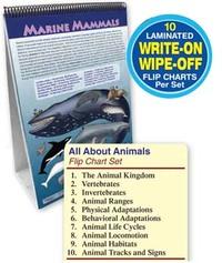 All About Animals Flip Chart Set